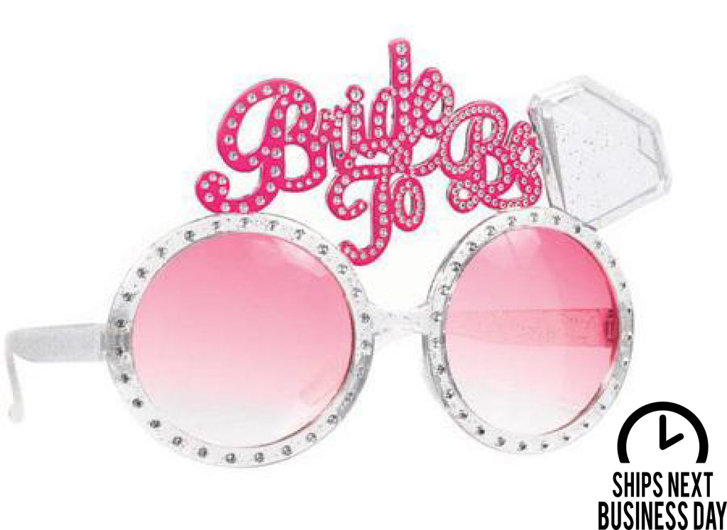 Bride to Be Bachelorette Sunglasses