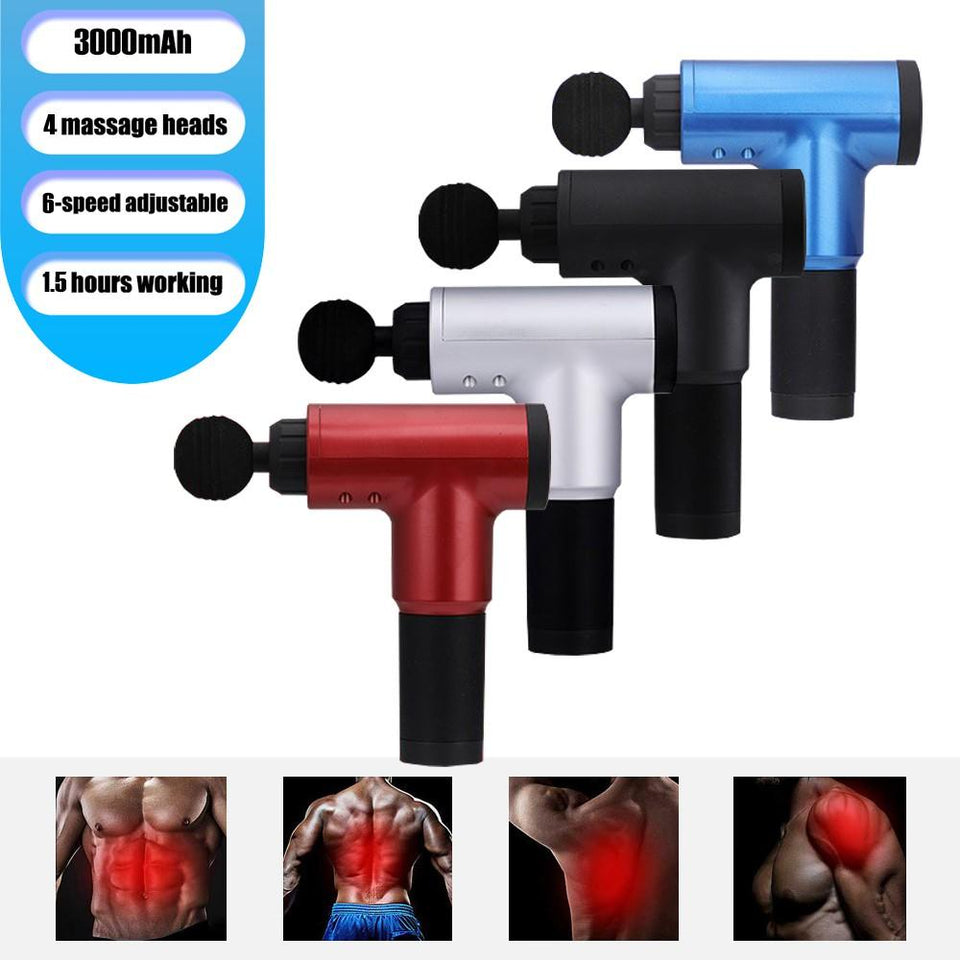 4-In-1 Body & Muscle Massager Shop&Smile PH - The Store for Happy Filipino Shoppers