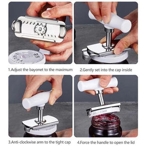 Arthritis Friendly - Adjustable Cap Opener Cooking Shop&Smile PH - The Store for Happy Filipino Shoppers