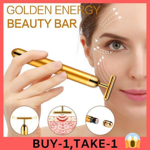 (BUY-1 TAKE-1) ENERGY BAR FACE SLIMMING MASSAGER 2Pc Massager + 1Pc Moisturizer A/F Collections PH - The Store for Happy Filipino Shoppers