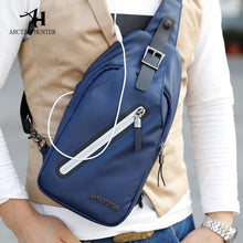 Crossbody Waterproof Bag For Men (Original Sling Bag) Shop&Smile PH - The Store for Happy Filipino Shoppers