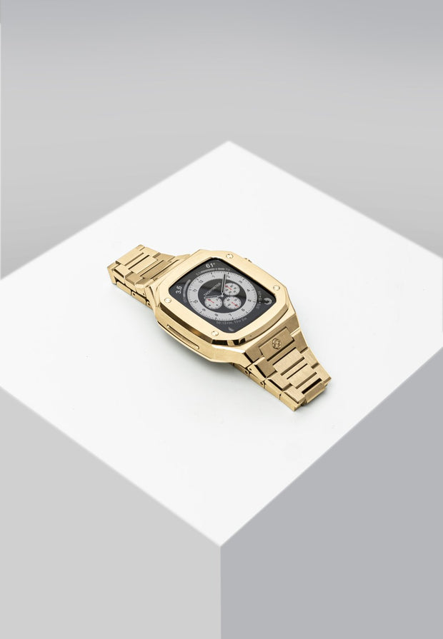 Apple Watch Case - EV44 - Gold