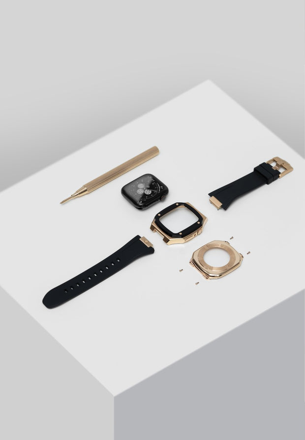 Apple Watch Case - SP44 - Rose Gold
