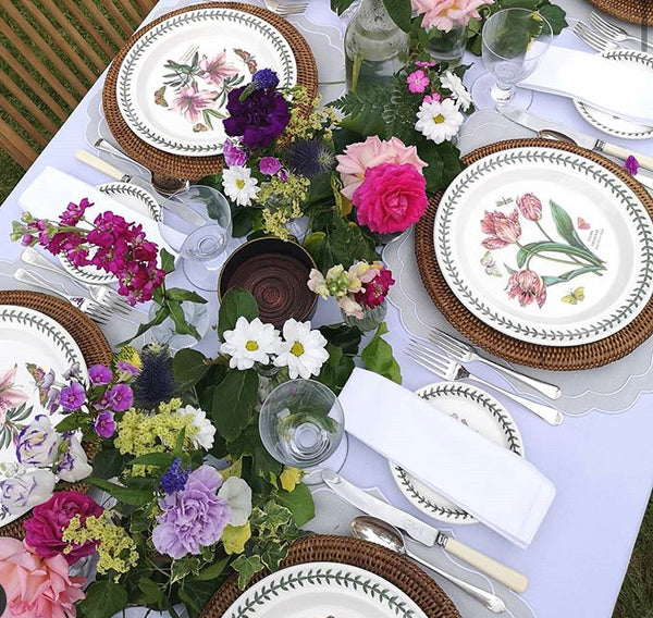 luxury tablescape decors
