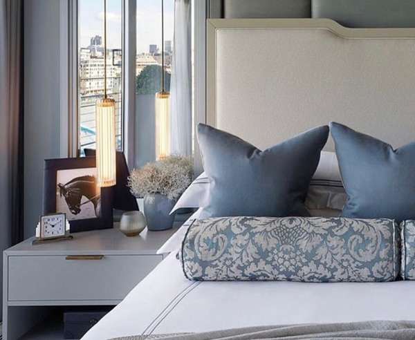 How to Style Cushions on Your Bed: Five Ways