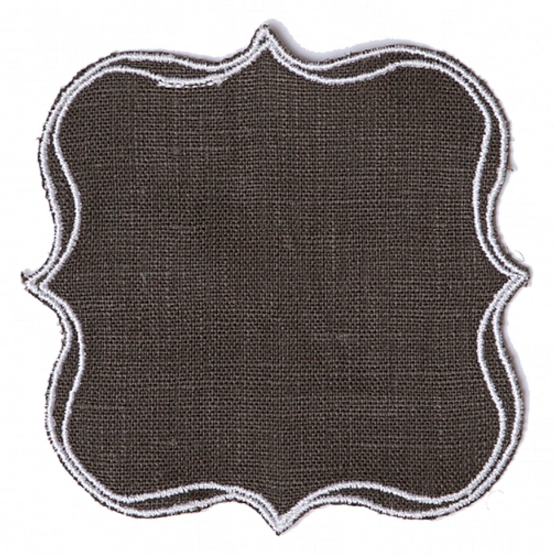 Dark Chocolate Brown Placemat Autumn Tablescapes Wedding present coated linen