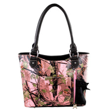 HF09G-8317 Montana West Concealed Handgun Collection Tote Bag - carriesherself.com