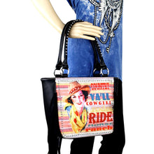 MW280G-8357 Montana West Fringe Collection Concealed Handgun Handbag - carriesherself.com