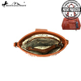 MW566G-8300 Montana West Buckle Collection Concealed Handgun Crossbody Bag - carriesherself.com