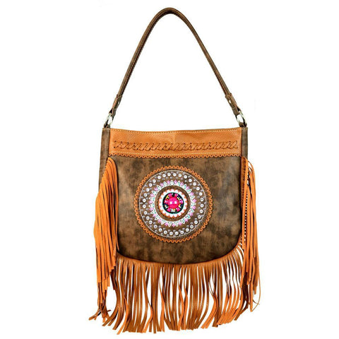 MW598G-116 Montana West Tribal Collection Concealed Handgun Hobo - carriesherself.com