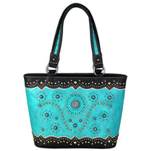 Rivet & Concho Concealed Carry Tote Bag - carriesherself.com