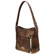 MW759G-918 Montana West Aztec Collection Concealed Carry Hobo Bag - carriesherself.com