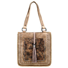Floral Open Front-Pocket Montana West Concealed Carry Narrow Tote Bag MW760G-8559 - carriesherself.com