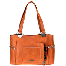 Sunburst Cut-Out Concealed Carry Tote Bag MW772G-8005
