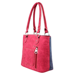 TX04G-8317 Texas Pride Concealed Handgun Collection Handbag - carriesherself.com