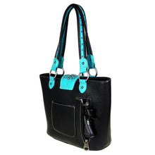MW417G-8317  Montana West Concealed Handgun Collection Tote - carriesherself.com