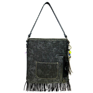 MW488G-8014 Montana West Fringe Collection Concealed Handgun Hobo - carriesherself.com