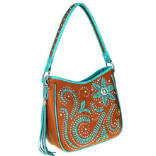 MW513G-116 Montana West Concho Collection Concealed Handgun Collection Hobo - carriesherself.com