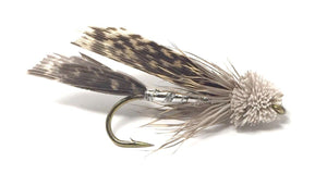 Feeder Creek Fly Fishing Trout Flies - MUDDLER MINNOW STREAMER - 12 Wet Flies - Feeder Creek