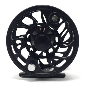 Feeder Creek Fly Fishing Reel by CNC Machine Cut Aluminum Alloy Body - Sizes 3/4 5/6 7/8 … (7/8 Weight) - Feeder Creek