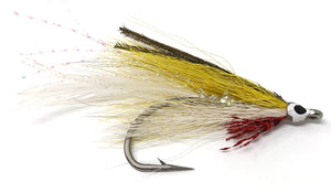 Lefty's Deceiver Streamer - One Dozen - 4 Size Assortment 2/0, 1/0, 2, 4 (3 of Each Size)