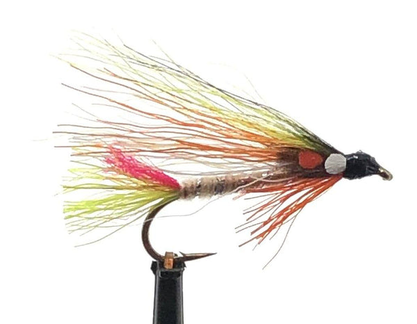 Feeder Creek Fly Fishing Trout Flies - Little Brook Trout Assortment - One Dozen Streamers