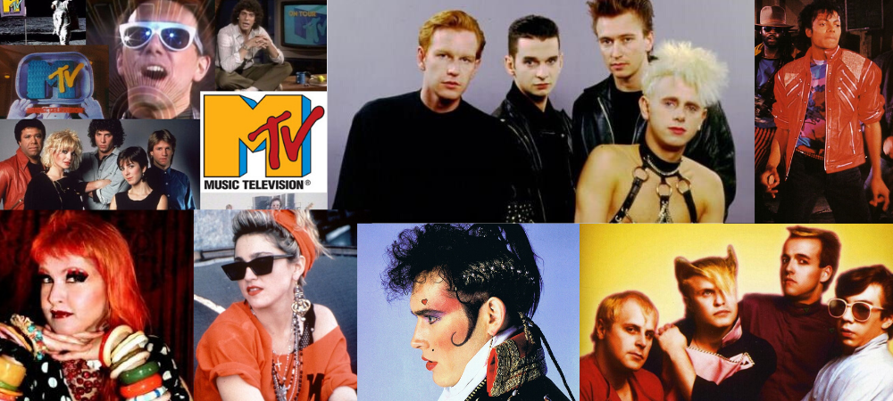 MTV influences with music