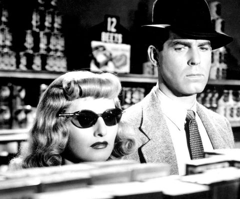Barbara and Fred McMurry - Double Indemnity