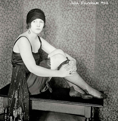 What Flappers Really wore from Glamour Days