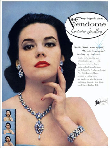 Nathalie Wood for Vendome
