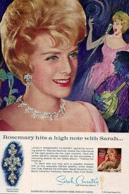 Sarah Coventry Ad