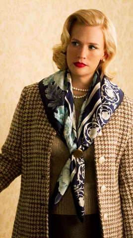 Betty Draper from Mad Men