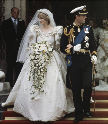 Charles and Diana Wedding, July 1981