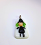 Cute Halloween Witch Glass/Ceramic Pendant