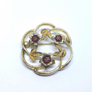 Lovely, Versatile Sarah Coventry Brooch 1960s/70s