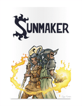 Sunmaker Numbered Metal Print