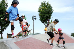 Canmore Youth Skateboard Camps
