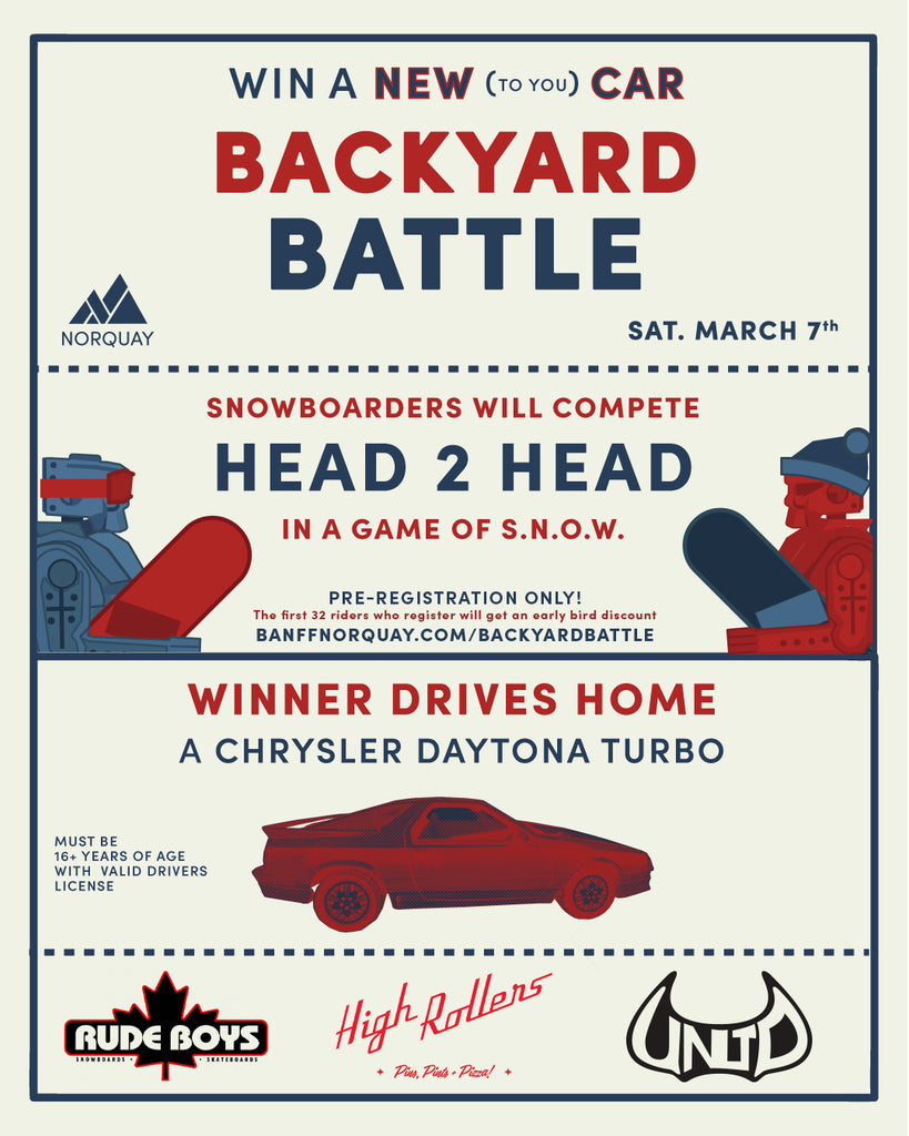 Backyard Battle - March 7th
