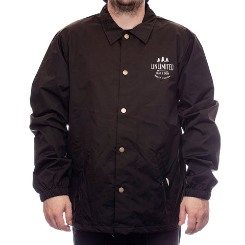UNLTD - HOODLESS COACHES JACKET