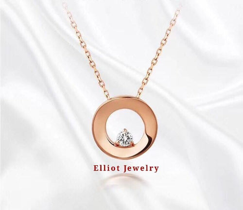 Diamond Pendent - Elliot Jewelry