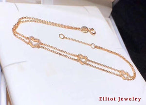 Love Diamond Bracelet - Elliot Jewelry