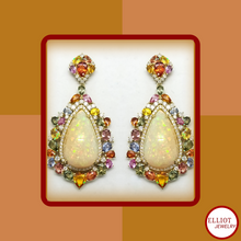 Load image into Gallery viewer, Earring | Colorful Gems Collection - Elliot Jewelry