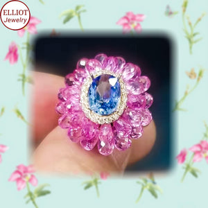 Colorful Gemstone Ring | Elliot Jewelry | Elliot Jewelry