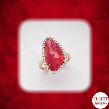 Load image into Gallery viewer, Rubellite Ring | Elliot Jewelry | Elliot Jewelry