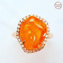 Load image into Gallery viewer, Spessartine Ring | Elliot Jewelry | Elliot Jewelry