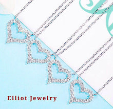 Load image into Gallery viewer, Love Diamond Pendent | Elliot Jewelry