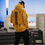 Y-2020 Gold Hoodie - Fabric of the Universe