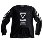 T-01B Longsleeve T - Fabric of the Universe