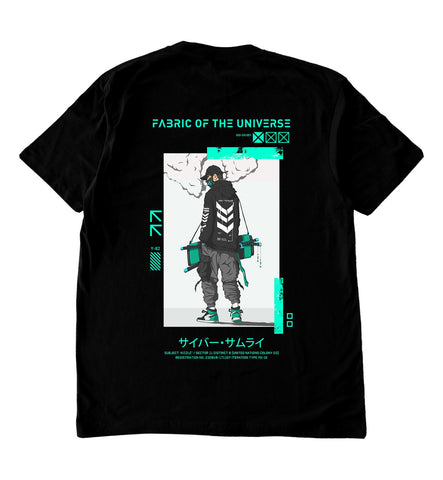 GSR-01/BM Short Sleeve T - Fabric of the Universe