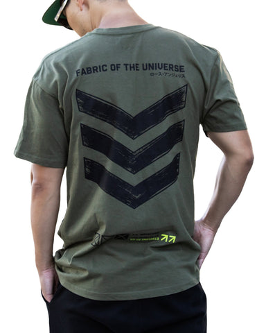 V3-02/GB Short Sleeve T - Fabric of the Universe